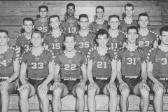 Mens Basketball, 1958-1959